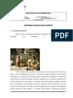 História Da Educação Cristã