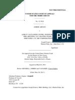 Amber Arpaio v. Ashley Dupre, 3rd Cir. (2013)