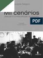 PELLEJERO, Eduardo - Mil Cenarios - Deleuze e a Inatualidade