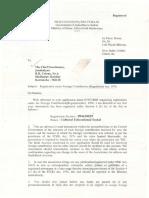 2003 fcra certificate