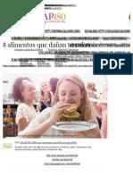 Alimentos Que Afectan El Colon _ Bienestar180