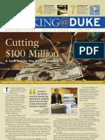 Working@Duke - June/July, 2010