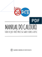 Manual Do Calouro - DCE 2016.2
