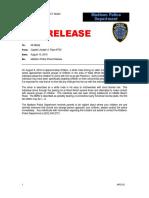 2016 MPD Press Release Suspicious Male 8-9-2016