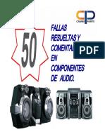 50 Fallas de Audio resueltas