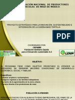 Presentación Proyecto Tortilladoras