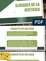 Btp Cyf- Generalidades de La Historia