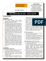boardroom review 06-21-2016