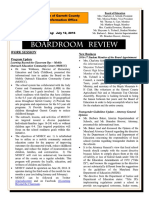 boardroom review 07-12-2016