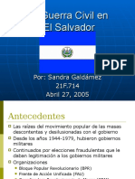 La Guerra Civil en El Salvador.ppt