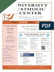 UCC Bulletin 8-14-2016