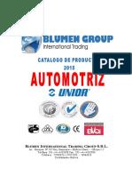 Catalogo Unior 2015 Automotriz Envio Email Reducido