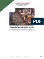Diário Do Comércio_Energia Solar_Cemig