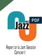 Repertorio AJLP en Concert (Con Tapa)