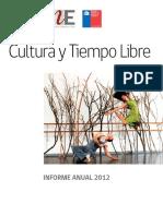 Anuario de Cultura y Tiempo Libre 2012