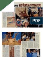 Reportagem Veja - Mga a Dalas Brasileira