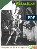 Tesoro de Máximas de François de la Rochefocauld