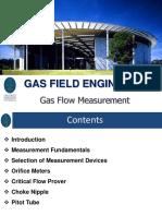 4. Gas Flow Measurement