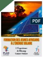RKomp Guinea Solar Flier