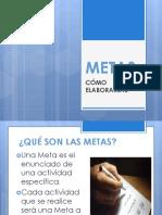 3. METAS
