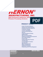 2015 Hernon Product Catalog