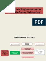 Leyes Reglamentarias