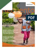 Boletín Recuento, Julio 2014
