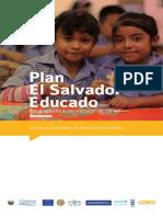 Brochure Plan El Salvador Educado