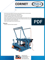 Pk300 Cornet Spec Sheet