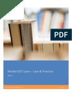 GST Law Practice Part 1