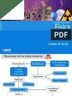 Clase 3 Ondas III La Luz 2016