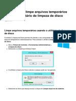 Windows 8 1 Limpe Arquivos Temporarios Usando o Utilitario de Limpeza de Disco 18764 Napkft