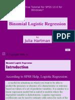 Binomial Logistic Regression