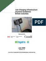 EVcharging_infrastructure_guidelines09.Par.0001.File.ev Charging Infrastructure Guidelines-BC-Aug09