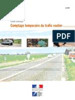 Comptage Temporaire Du Trafic Routier
