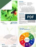 Brochure Fcisa 2016