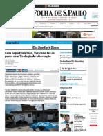 Com Papa Francisco, Vaticano Faz as Pazes Com Teologia Da Libertação - 30-05-2015 - Mundo - Folha de S