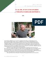 Tdp. Entrevista Al Dr. Juan Luis Linares
