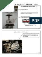 Manual de Instalação Super LDA