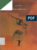 Valéry, Paul - Piezas Sobre Arte