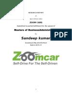 FINAL REPORT -6 Sandeep Kumar