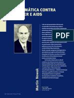 MATEMÁTICA CONTRA CÂNCER E AIDS