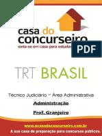 Apostila Trt Brasil Administracao Granjeiro