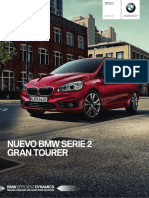 Catalogo Bmw Serie 2 Gran Tourer 2015 Jul