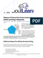 Theory of Every Part Every Interval _EPEI_ Leveling _ Heijunka