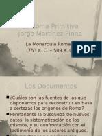 La Roma Primitiva