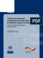 Desarrollo y Planeacion de Largo Plazo en ALC.pdf