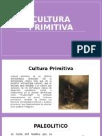 Cultura Primitiva