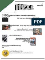 ''Kontext'' - Zeitschrift Der Studenten Des IFG UAM, Maerz 2004
