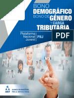 Bono Demografico y Carga Tributaria.